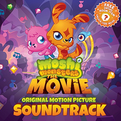 Image of Moshi Monsters: The Movie (Original Motion Picture Soundtrack)