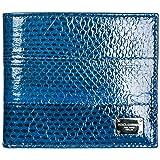 Dolce & Gabbana herren Geldbeutel blu marino