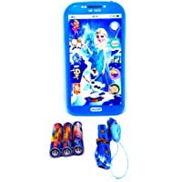 MR Kids Toys Kids Toys Digital Mobile Phone Toy with Touch Screen Feature with Amazing Sound and Light (Baby Doll)