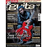 Guitar Ausgabe 11 2015 - Gary Clark Jr. - mit CD - Interviews - Workshops - Playalong Songs - Test und Technik