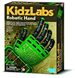 Kidz Labs - Robotic Hand - Children Kids Boys Girls - Basic Electronics Set - Top Selling Christmas Xmas Gift Present Fun Games & Toys Idea Age 8+