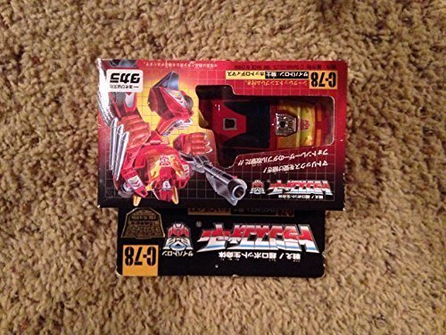 Transformers Classic Collection Hot Rod C-78 Japan Exclusive by Takara