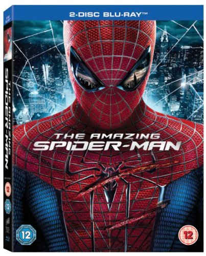 Image of The Amazing Spider-Man (Blu-ray) [2012] [Region Free]
