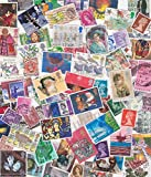 Great Britain ( England ) ~ Stamps Large and Small- 25 Different