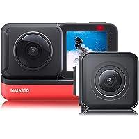 Insta360 VR Action Camera - One R Twin Edition-Reihe - 4K-Weitwinkelobjektivmodul - 360-Dualobjektivmodul - Touchscreen…