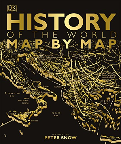 History Of The World Map By Map (Historical Atlas) por Vv.Aa