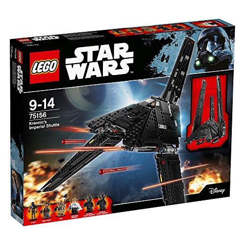LEGO Star Wars 75156 - Krennics Imperial Shuttle by Lego (Lego Star Wars-speicher)