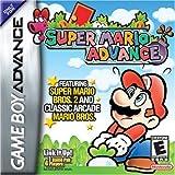 Nintendo Super Mario Advance gameboy advance gameboy [Game Boy...