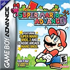 Nintendo Super Mario Advance gameboy advance gameboy