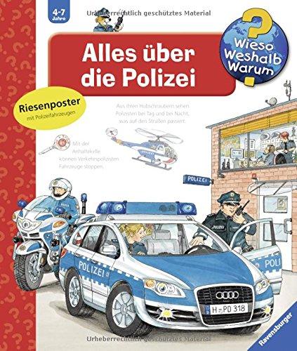 Preisvergleich Produktbild Alles über die Polizei (Wieso Weshalb Warum, Band 22)
