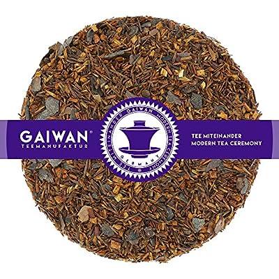 """N° 1308: Thé rooibos """"Rooibos avec brownie au chocolat"""" - feuilles de thé - GAIWAN® GERMANY - rooibos, cacao"""