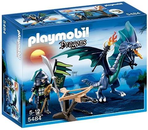 Figurine Dragon Articule - Playmobil - 5484 - Figurine - Dragon