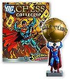 Figuren des Schachspiels Harz DC Comics Chess Collection Special Superman Daily Planet
