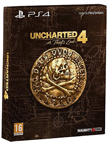 Uncharted 4: A Thief's End Special Edition  PS4