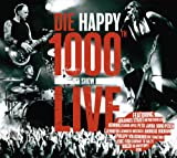Songtexte von Die Happy - 1000th Show