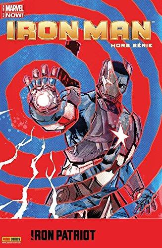 Iron Man 2012 Hs 006 : Iron Patriot