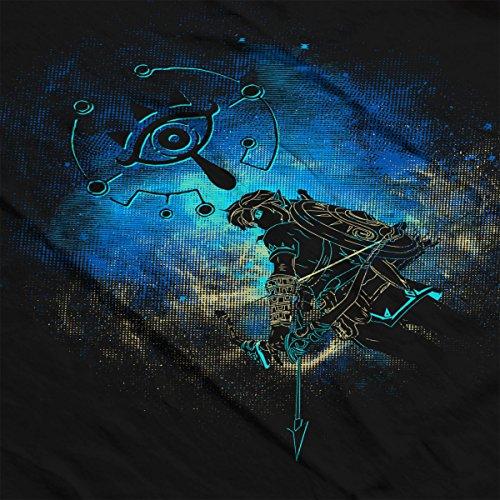 Breath Of The Wild Legend Of Zelda Women's T-Shirt Black