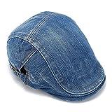 Krystle Unisex Denim Cotton Golf Sun Cap/Hat