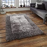 Surfaces can alter the style of the total living area. This soft and stylish carpet will bring the uniqueness to the overall look.This Designer Shaggy carpet will bestow your home with elegance.