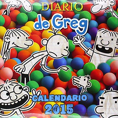 Descargar Libro Diario De Greg. Calendario 2015 de JEFF KINNEY