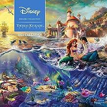 Thomas Kinkade: The Disney Dreams Collection – Sammlung der Disney-Träume 2021: Original Andrews McMeel-Kalender [Kalender]