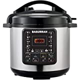 BASURRAH Kitchen Appliance,Electric Pressure Cookers -