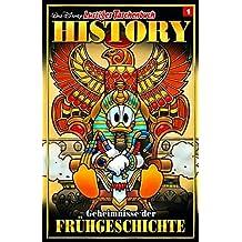 Lustiges Taschenbuch History 01: Geheimnisse der Frühgeschichte