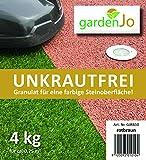 Gardenjo Rotbraun 4 kg