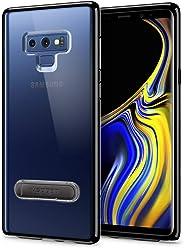Spigen Ultra Hybrid S Serisi Kılıf Galaxy Note 9 ile Uyumlu / TPU AirCushion Teknoloji/Ekstra Koruma - Midnight Black