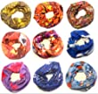 PRESKIN - multifunctional cloth used as headwear, head scarf, neck scarf, balaclava, headband, wrist warmers, hat, bandana, scarf, loop, headband, neck gaiter, pirate scarf, skirt or belt on the head, neck or arm (142MultiLoopArmy)