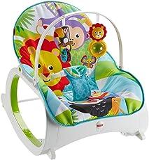 Fisher-Price Newborn to Toddler Rocker (Multicolour)