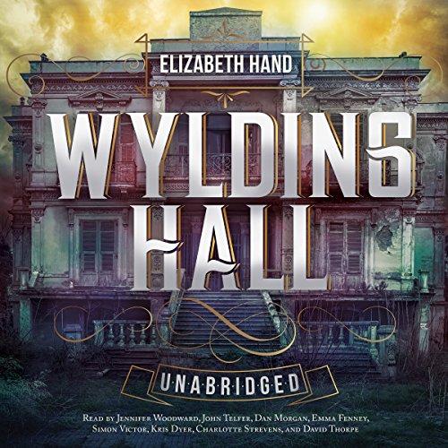 Wylding Hall  Audiolibri