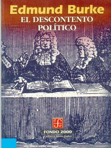 El Descontento Politico (Poltica)