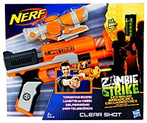 Hasbro A9548 - Nerf Zombie Clear Shot