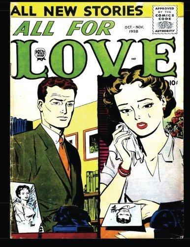 All For Love Vol. 2 #4: Golden Age Romance Comic