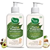Mother Sparsh Plant Powered Natural Baby Lotion and Baby Wash (200ml Each)
