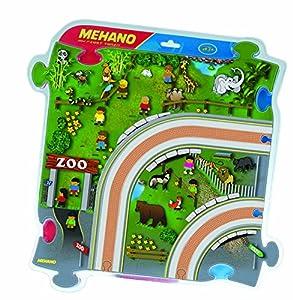 Mehano 58546Mi Primer Tren-Puzzle C