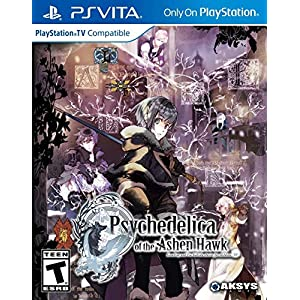 Psychedelica Of The Ashen Hawk (PEGI English)