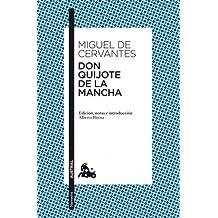 Don Quijote de la Mancha: Edición, notas e introducción de  Alberto Blecua (Narrativa)