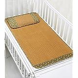 CAIJUN Alfombras de Verano Cama de niños alfombras de Cama Baby/Kindergarten Siesta Estera de