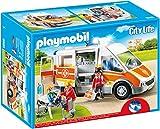 Playmobil 6685 - Krankenwagen mit Licht