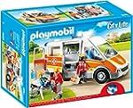 PLAYMOBIL 6685 - Krankenwagen mit Lic...