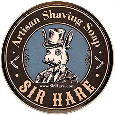 Old Fashioned Shaving Soap for Men By Sir Hare -