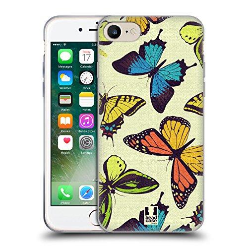 Head Case Designs Unbegrenztheitsstreifen Meine BFF Hüllen Soft Gel Hülle für Apple iPhone 6 / 6s Wild