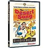 The Desert Song 1953 Kathryn Grayson Gordon MacRae (region 2)