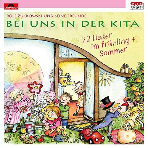 Bei uns in der Kita - 22 Lieder Frühling + Sommer Synapse Audio