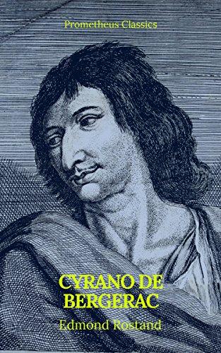 Couverture du livre Cyrano de Bergerac (Prometheus Classics)
