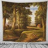 MAFYU Hohe Qualität Wandteppiche Drucken hängende Tuch Wand Decke Dekoration Gobelin Wandteppich