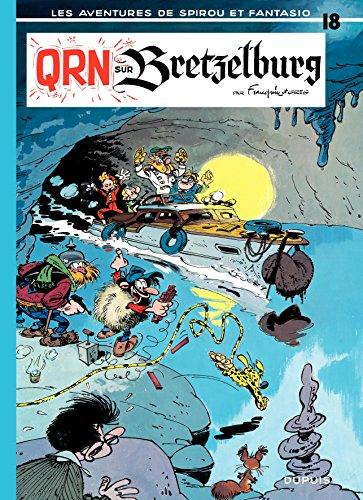 Spirou et Fantasio - Tome 18 - QRN SUR BRETZELBURG par Franquin