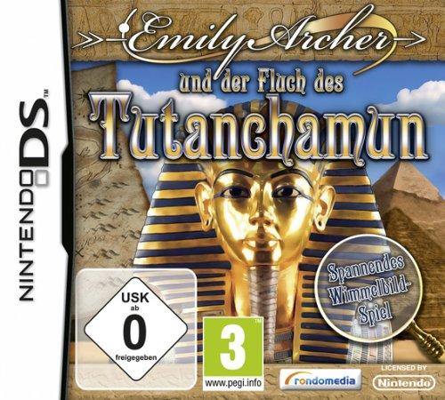 Emily Archer und der Fluch des Tutanchamun (Spiele Ds Wimmelbild)